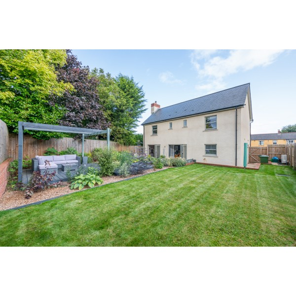 An Immaculately Presented Four Bedroom House